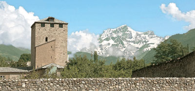 Aosta. Ecco come nacque la Roma delle Alpi