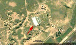 Google Earth - Palazzo senza eguali