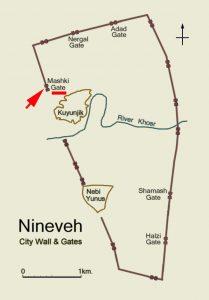 Nineveh_map_city_walls_&_gates