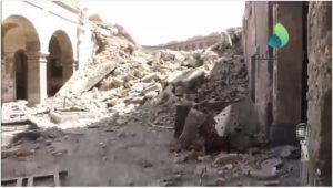 Archeologia e beni culturali minacciati guerra ISIS