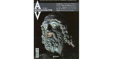 copertina rivista archeologia viva 101