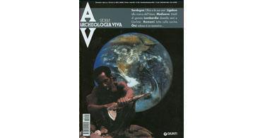 copertina rivista archeologia viva 102