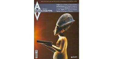 copertina rivista archeologia viva 103