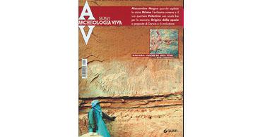 copertina rivista archeologia viva 108