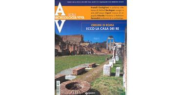 copertina rivista archeologia viva 111