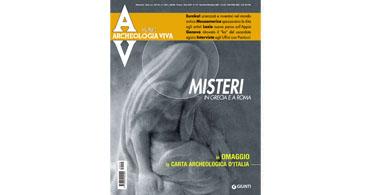 copertina rivista archeologia viva 114
