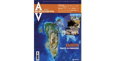 copertina rivista archeologia viva 115