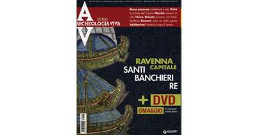 copertina rivista archeologia viva 117