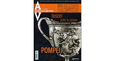 copertina rivista archeologia viva 118