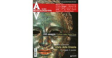copertina rivista archeologia viva 119