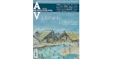 copertina rivista archeologia viva 120