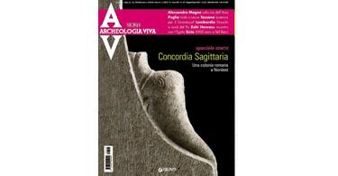 copertina rivista archeologia viva 123