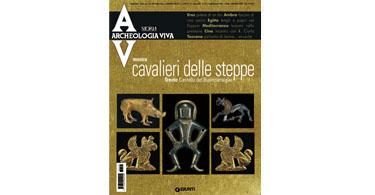copertina rivista archeologia viva 124