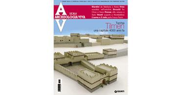 copertina rivista archeologia viva 125
