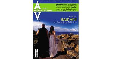 copertina rivista archeologia viva 126