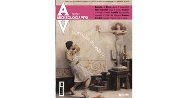copertina rivista archeologia viva 127