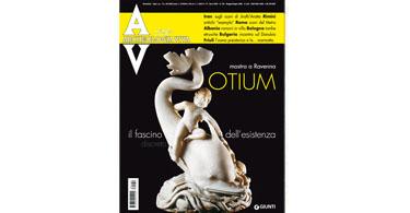 copertina rivista archeologia viva 129
