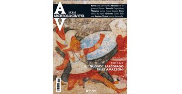 copertina rivista archeologia viva 130
