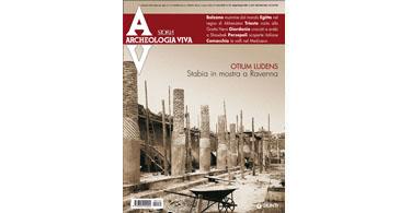 copertina rivista archeologia viva 135