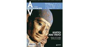 copertina rivista archeologia viva 136