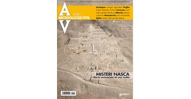 copertina rivista archeologia viva 137