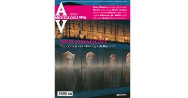 copertina rivista archeologia viva 138