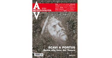 copertina rivista archeologia viva 139