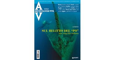 copertina rivista archeologia viva 143