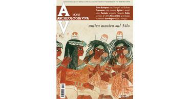 copertina rivista archeologia viva 144