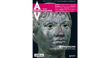 copertina rivista archeologia viva 147