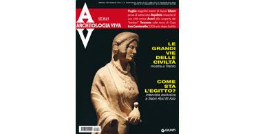 copertina rivista archeologia viva 148