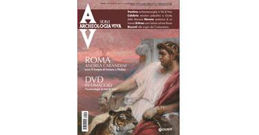copertina rivista archeologia viva 149