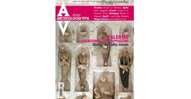copertina rivista archeologia viva 151