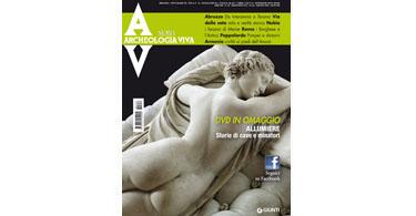 copertina rivista archeologia viva 152