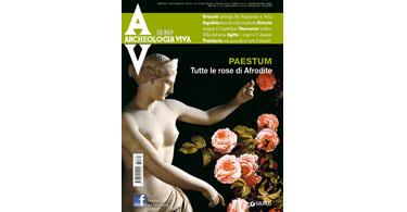 copertina rivista archeologia viva 160