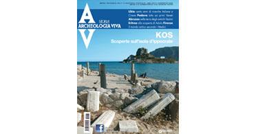 copertina rivista archeologia viva 161