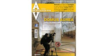 copertina rivista archeologia viva 167