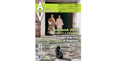 copertina rivista archeologia viva 169