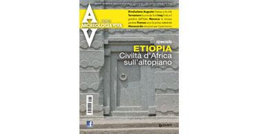 copertina rivista archeologia viva 170