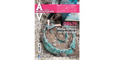 copertina rivista archeologia viva 171
