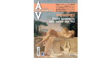 copertina rivista archeologia viva 172