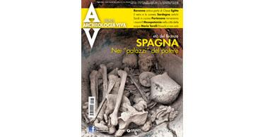 copertina rivista archeologia viva 173