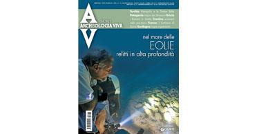 copertina rivista archeologia viva 174