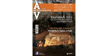 copertina rivista archeologia viva 175
