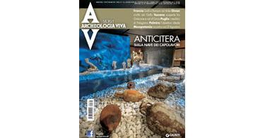 copertina rivista archeologia viva 176