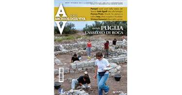copertina rivista archeologia viva 177
