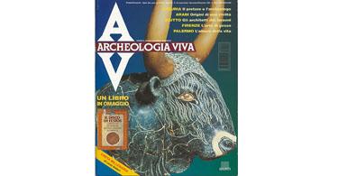 copertina rivista archeologia viva 42