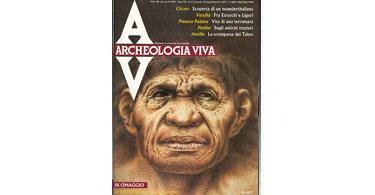 copertina rivista archeologia viva 7