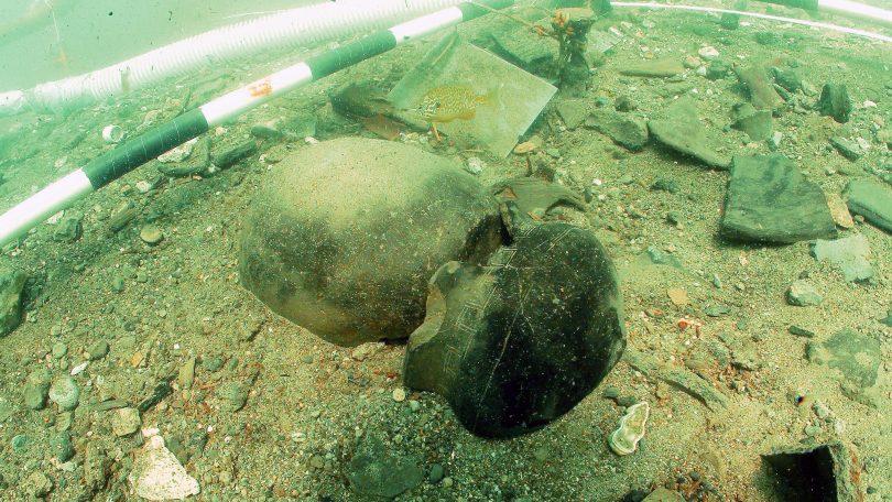 I Villanoviani del Gran Carro. Archeologia subacquea