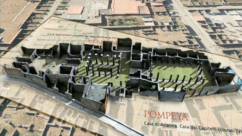 Indagando Pompei. Fra restauri e nuovi scavi